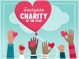 Nominate Eastgate's Charity of the Year!