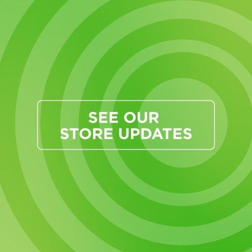 Eastgate Store updates