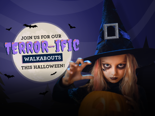 Join us this Halloween...
